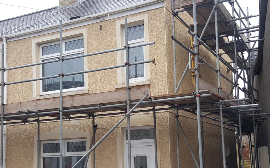 Why Choose External Wall Insulation?
